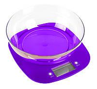 Весы кухонные MAGIO MG-290N (violet)
