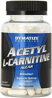 Dymatize nutrition Acetyl L-Carnitine ALCAR 90 caps