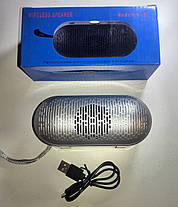 Портативная колонка Bluetooth Speaker M-31 (MP3, FM, USB, TF), фото 3