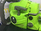 Бензопила Craft-Tec PRO CT-5500 комплект 1 шина 1 цепь, фото 7
