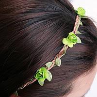 Венок ободок для волос