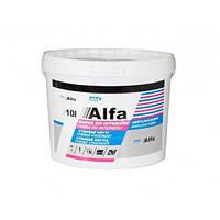 Краска акриловая для стен и потолков Primacol Alfa