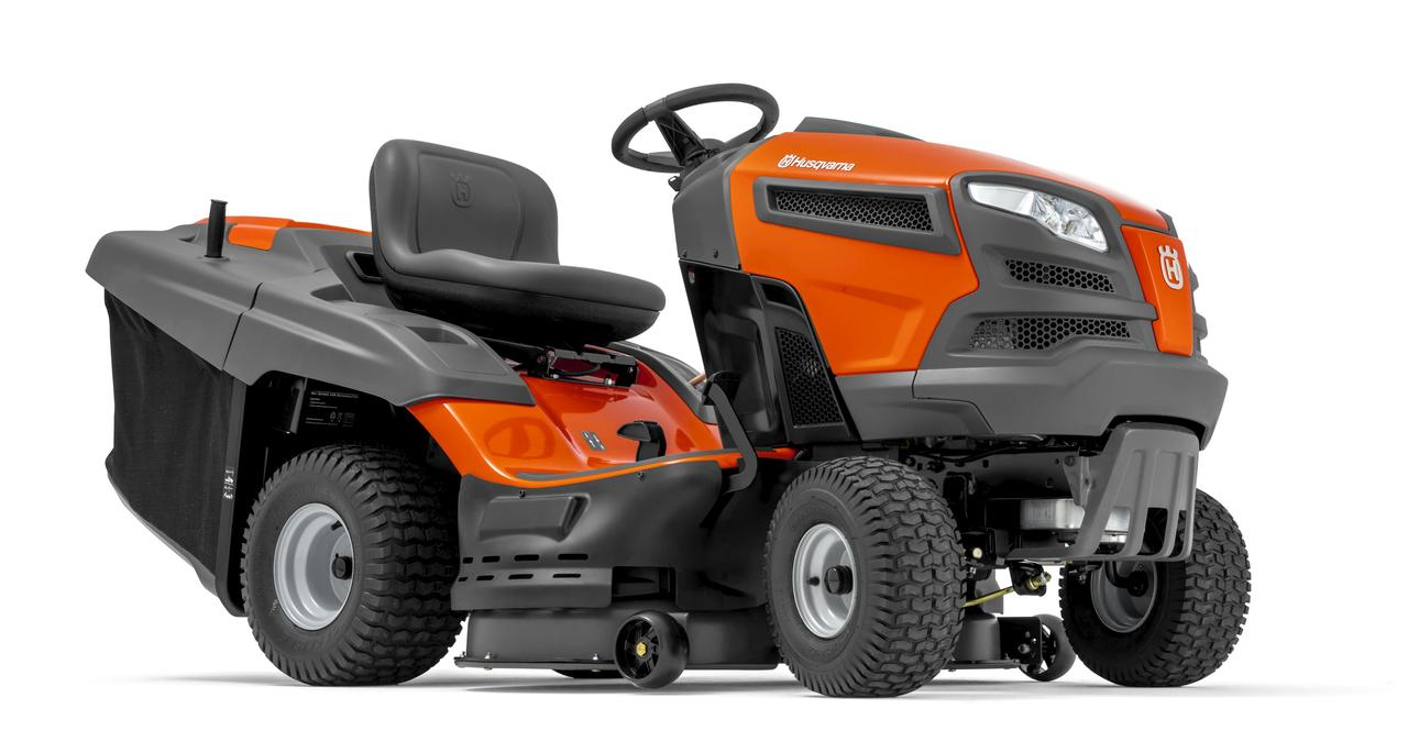 Трактор-газонокосилка Husqvarna TC 239T