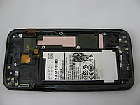 Дисплейный модуль с рамой Samsung a5 A520 оригинал с разборки