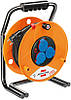 Удлинитель Brennenstuhl на катушке Brobusta 40 м; кабель H07RN-F 3G1,5; IP44;