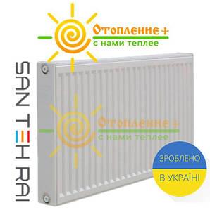 Радиатор стальной Сан Тех Рай 22 тип 500х400 боковое подключение
