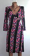Стильное Платье от Sinequanone Стройнящий Крой Размер: 48-L
