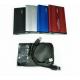 """Карман 2,5""""корпус металл ,интерфейс USB2.0/ IDE, Blue"""