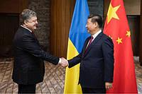 Китай открывает рынок для продукции украинского производства