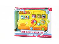 """Интерактивная детская логика Baby Mix """"Автобус"""" (PL-405552)"""