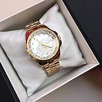 Часы наручные женские Chanel золотые, недорогие часы