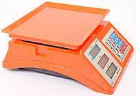 Торговые электронные весы 40 кг (А-Плюс)