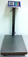 Электронные торговые весы до 300 кг, напольные товарные весы