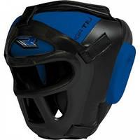 Тренировочный шлем для бокса RDX GUARD BLUE