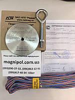 Поисковый магнит F400 Редмаг односторонний