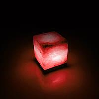 Соляная лампа SALTKEY CUBE