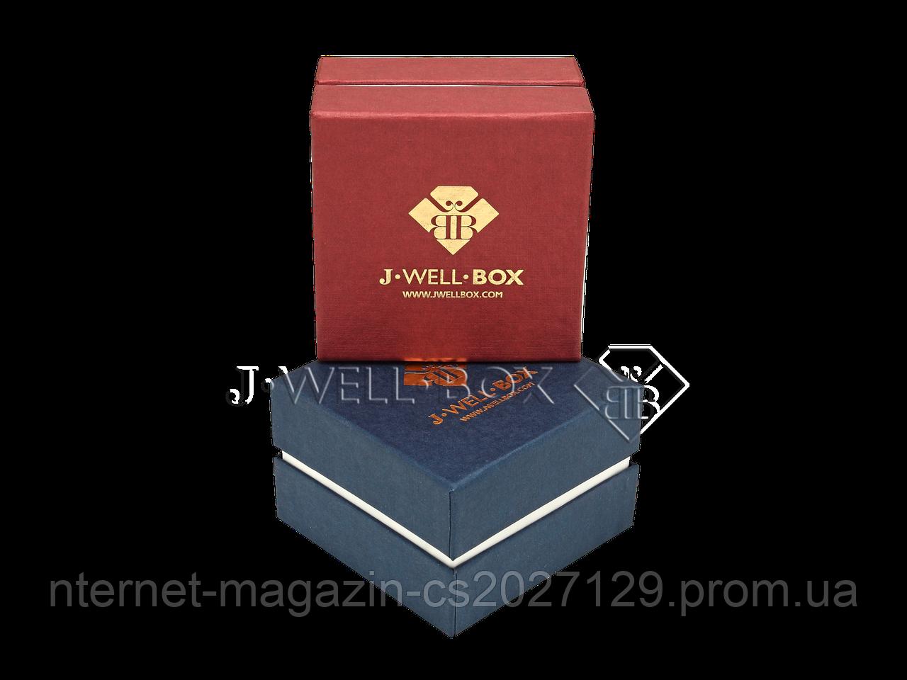 Коробочка подарочная для украшений (под гарнитур)