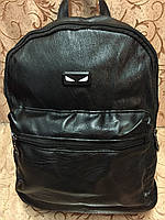 38*28)Рюкзак кожаный сделанный в Китай спортивный городской стильный только опт