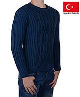 Красивый молодежный свитер.