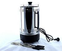 Электрошашлычница Domotec 1000W,на 6 шампуров