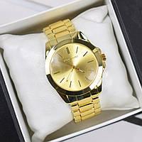 Часы женские наручные MK Classic Золото, часы дропшиппинг