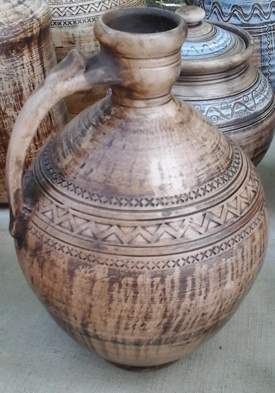 Сулія глиняна 2л
