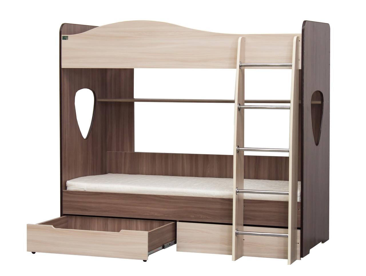 """Кровать двухъярусная детская """"Симба 2"""""""