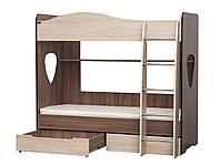 """Кровать двухъярусная детская """"Симба 2"""", фото 1"""