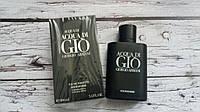 Мужской парфюм Giorgio Armani Acqua Di Gio Black Pour Homme