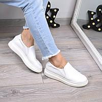 Кроссовки женские Queen Isabella белые 3516, спортивная обувь