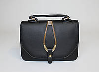 Небольшая каркасная женская сумка