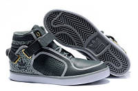 Кроссовки мужские Adidas Adi-Rise Mid (адидас, оригинал) серые