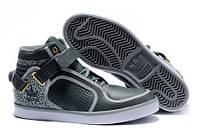 Кроссовки мужские Adidas Adi-Rise Mid (адидас, оригинал) серые 42