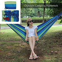 Бразильский тканевый гамак 200*80, разноцветный гамак для сада