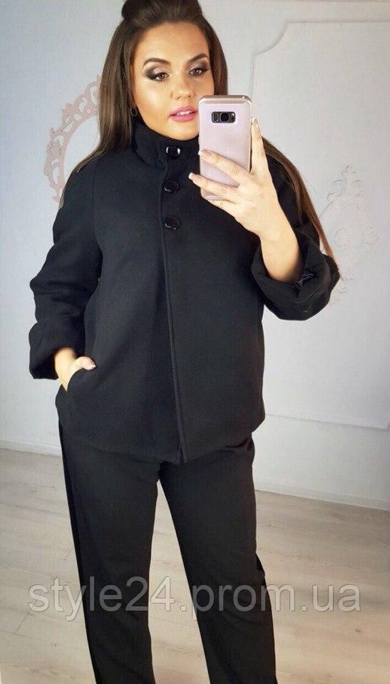 Жіноче кашемірове коротке пальто на підкладці .Р-ри 42-54  продажа ... 90cd50dcb7ee8