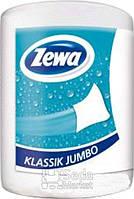 Кухонные полотенца Zewa форуме Джамбо ролл, 1рулон, 325листов, белая