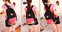 Рюкзак женский MM (черный), фото 2