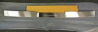 Накладка на бампер с загибом Mercedes Vito II 2004-