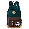 Рюкзак женский MM (зеленый)