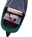 Рюкзак женский MM (зеленый), фото 2