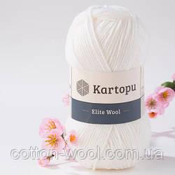 Kartopu Elite Wool 010
