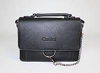 Женская каркасная сумка Choles