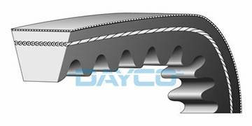Ремень вариаторный усиленный 35.5 x 1105 DAYCO HPX5004, фото 2