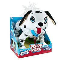 Детская интерактивная собака Веселая Прогулка Далматинец Peppy Pets 245284