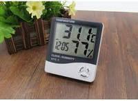 ЛУЧШАЯ ЦЕНА! Термометр гигрометр цифровой HTC-1 для дома - измерение температуры и влажности, термометр гигрометр, гигрометр и термометр