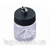 Емкость стеклянная для нижней подачи  22 ML (TG01-A)