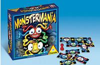 Детская настольная игра  «Веселые Монстрики»