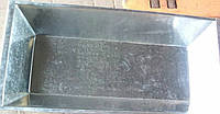 Корыто прямоугольное оцинкованное 50л, фото 1