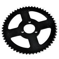 Звезда задняя минимото, детский квадроцикл T8F (D=35 mm) 54z на три болта, фото 1