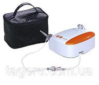 Набор для аэрографии с аэрографом, миникомпрессором и фильтром в кейсе (TG235/139B2 PRO)